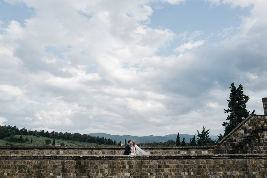 Fairytale Italian Castle Wedding