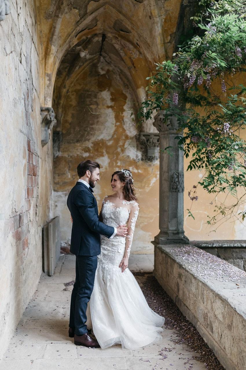 Fairytale Italian Castle Wedding