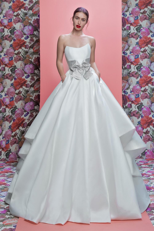 2019 Bridal Trends - Pockets Imperia Galia Lahav Spring 2019 Bridal