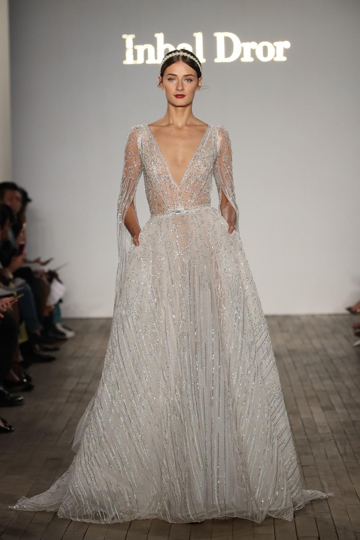 2019 Bridal Trends - Pockets Inbal Dror Fall 2019 Bridal