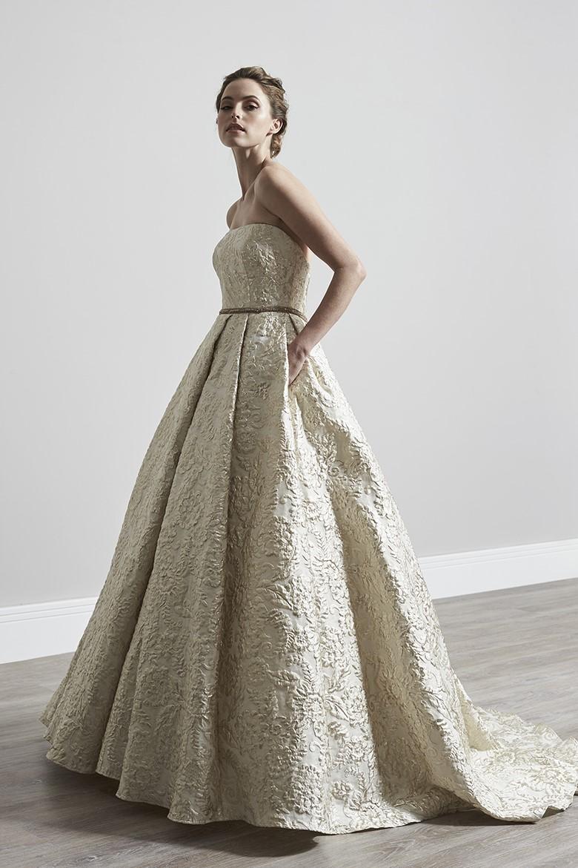 2019 Bridal Trends - Pockets Sassi Holford Ophelia