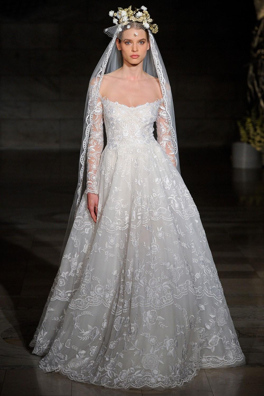 2019 Bridal Trends - Regal Reem Acra