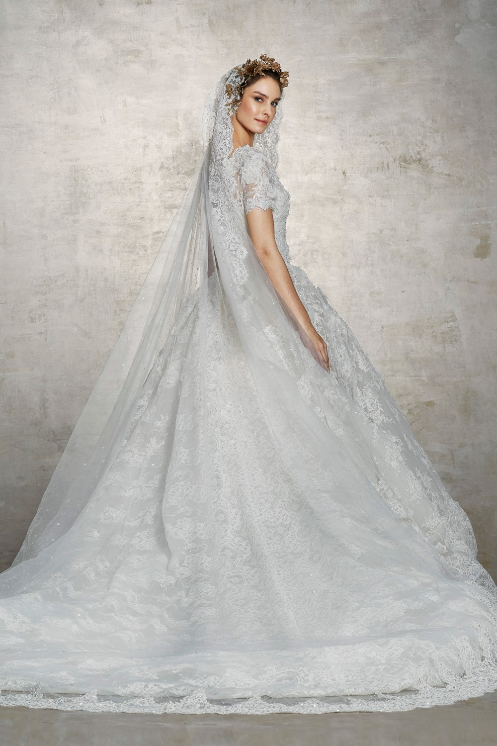 2019 Bridal Trends - Regal Marchesa