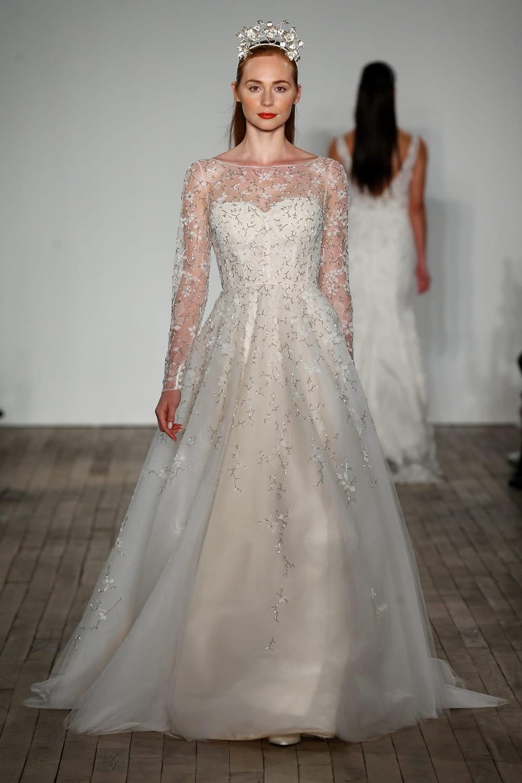 2019 Bridal Trends - Regal Anne Barge