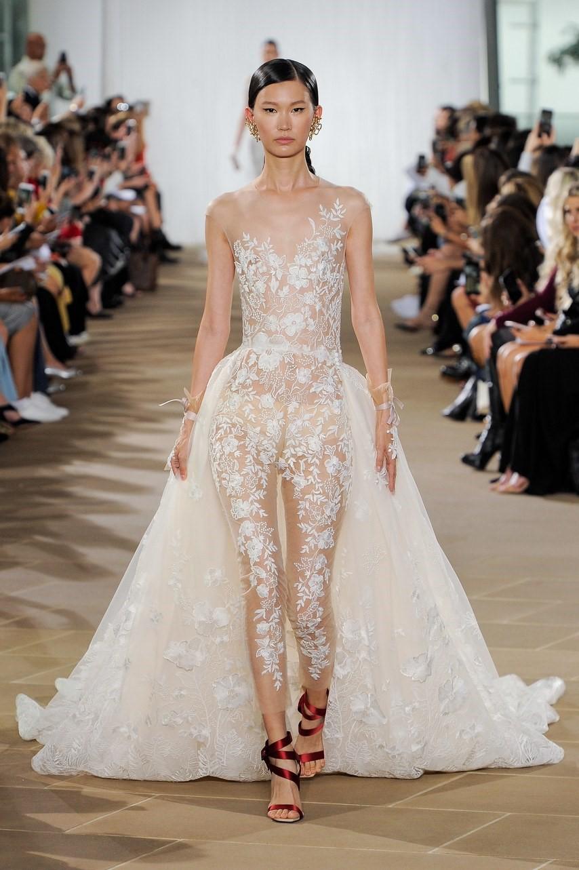 2019 Bridal Trends - Trousers Ines Di Santo Fall 2019 Bridal