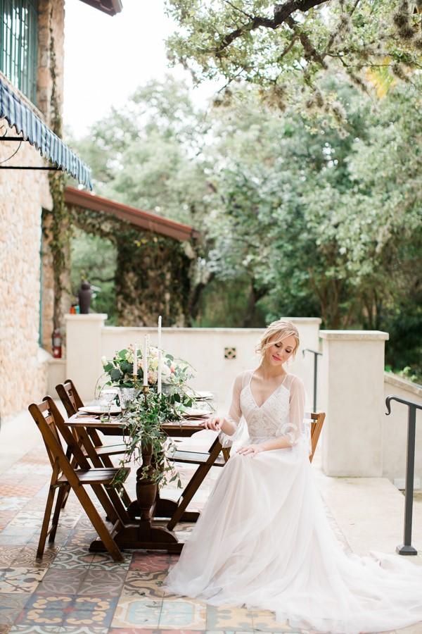 Timeless Garden Wedding Inspiration