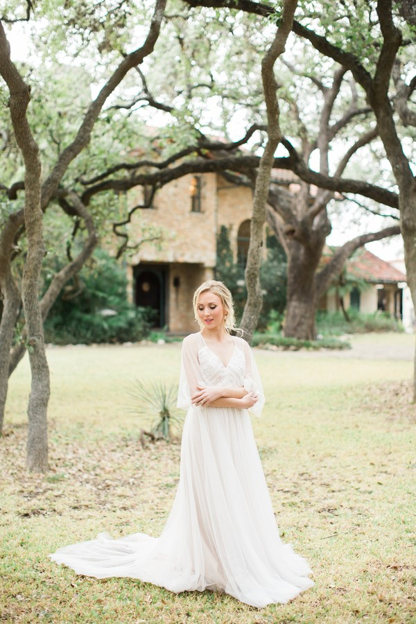 Timeless Mexican Villa Wedding Inspiration