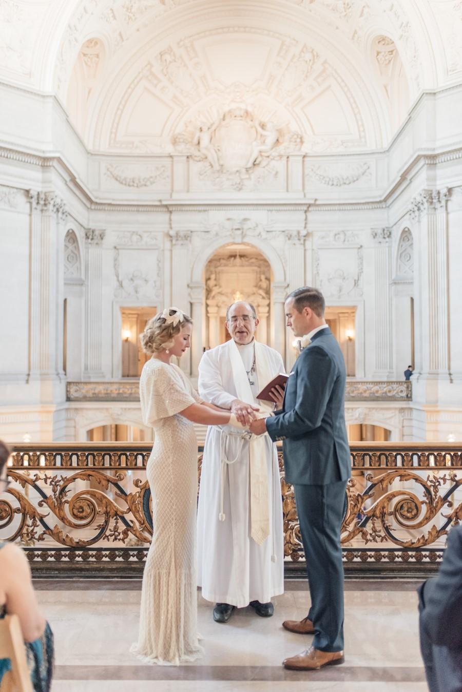 San Fancisco City Hall Wedding