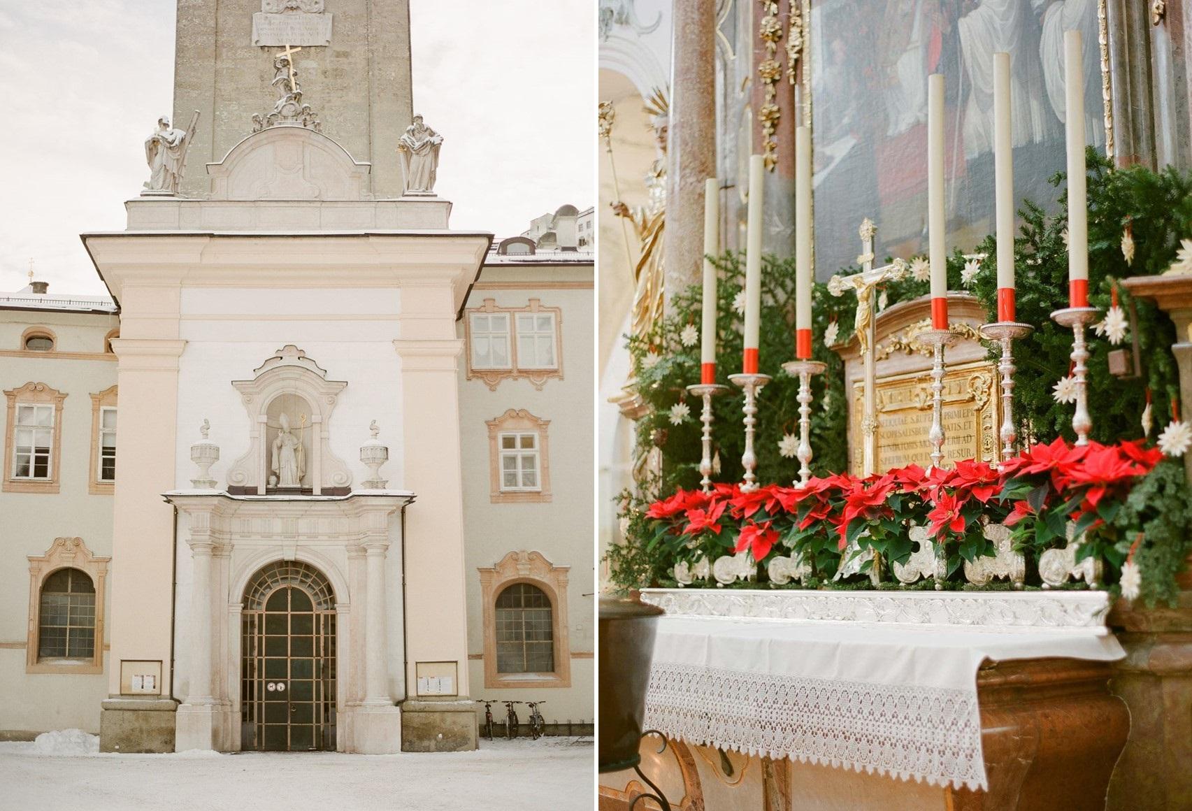 A Winter Wonderland Wedding From Austria Chic Vintage Brides Chic Vintage Brides