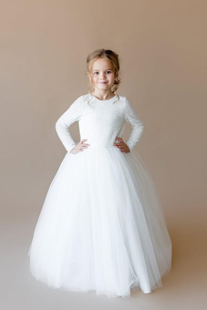 Sustainable 50s Lace Wedding Dress: BurdaStyle Sewing