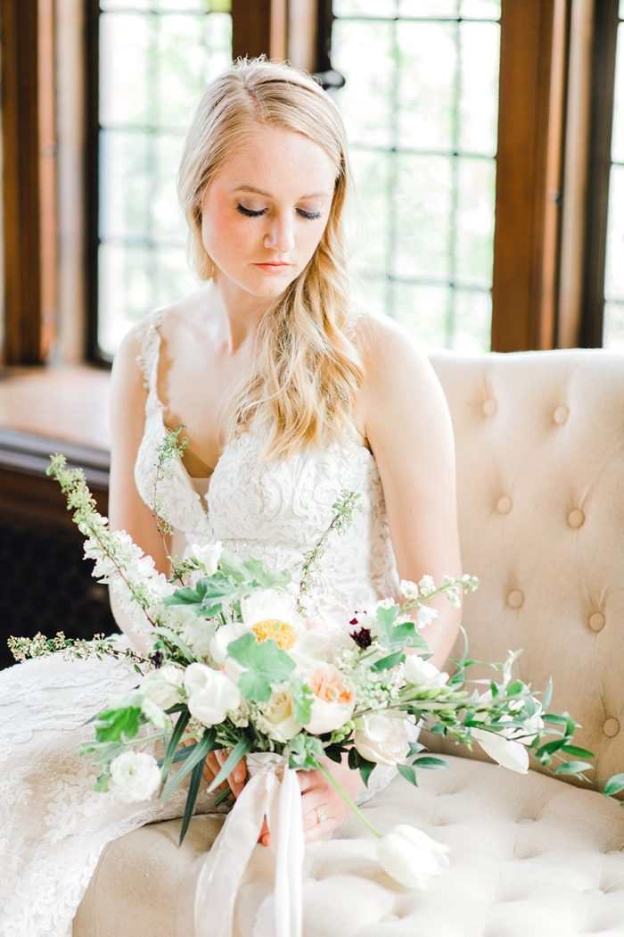 Blush Spring Wedding Inspiration