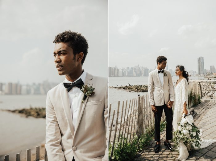 Boho Vintage New York City Wedding