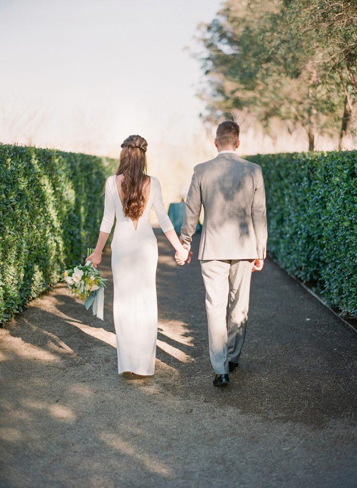 Spring Garden Wedding Inspiration