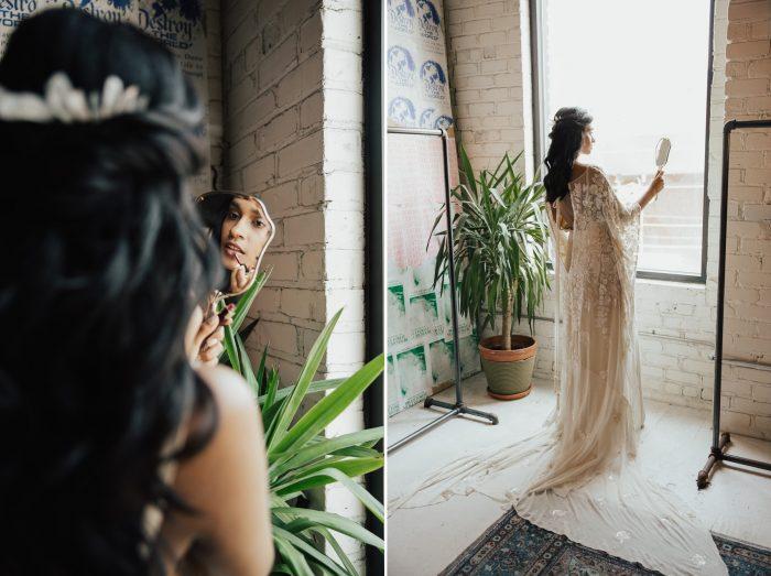 Boho Vintage Bride