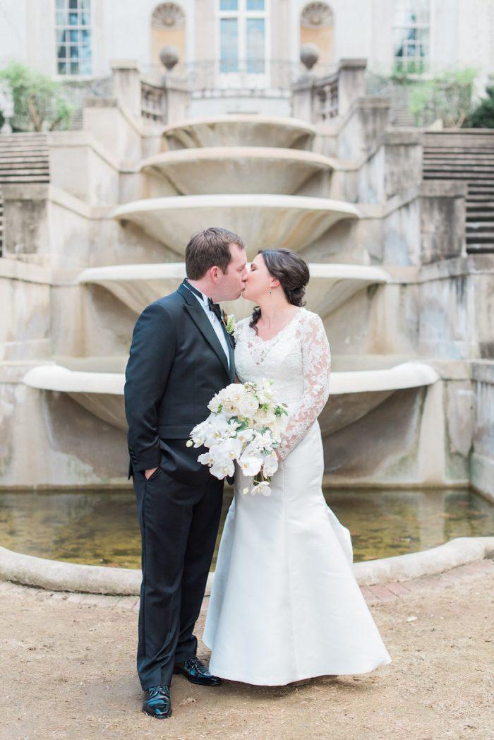 Wedding at Swan House