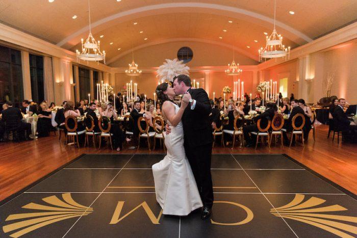 Formal Wedding First Dance