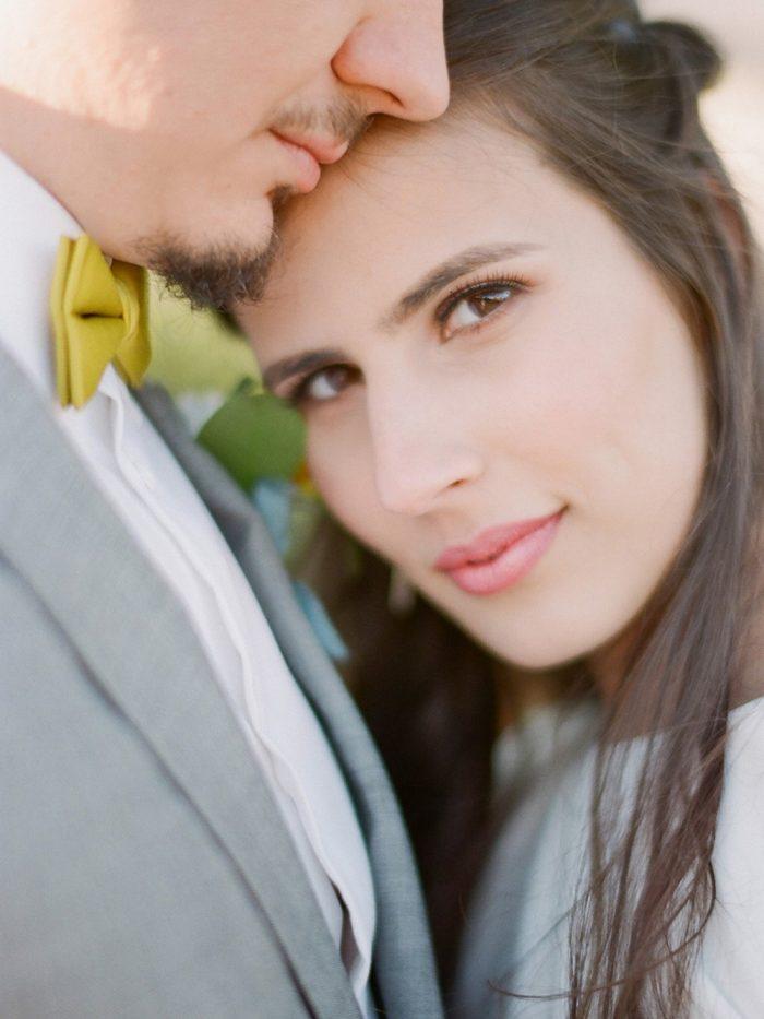 Modern Natural Bridal Makeup