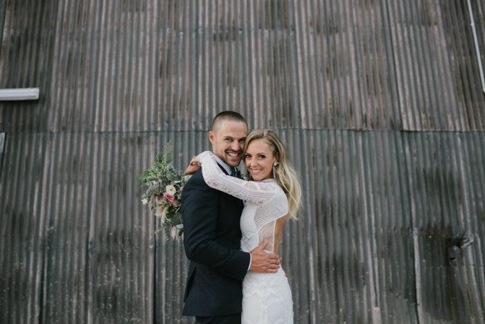 Indie Wedding Portraits