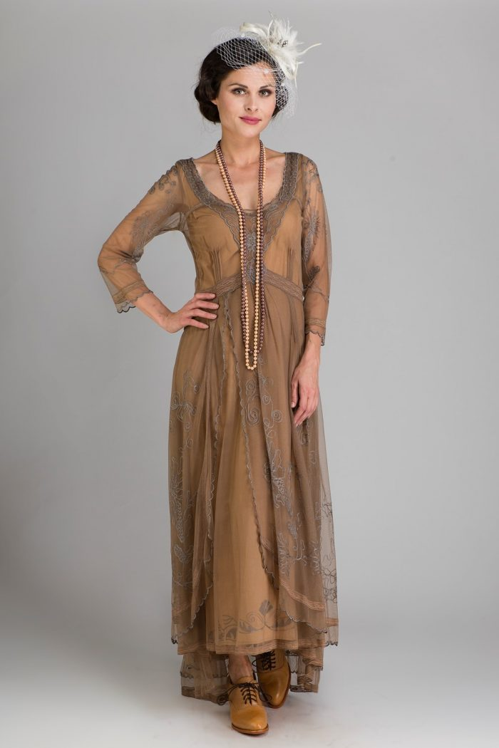 Edwardian Inspired Dress