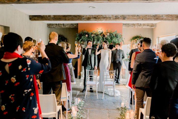 Belgian Wedding Ceremony