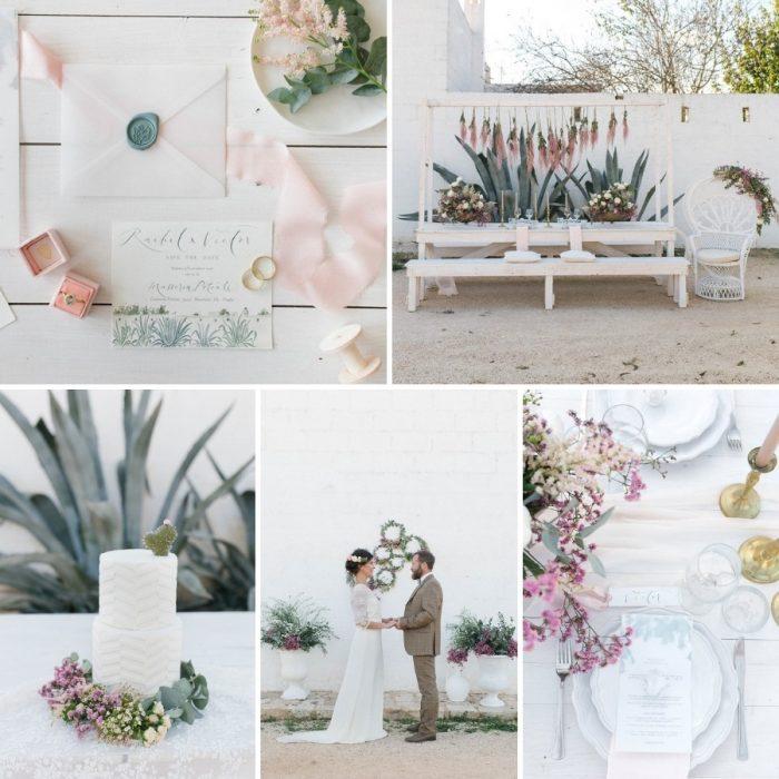 Boho Vintage Wedding Inspiration Apulia Italy