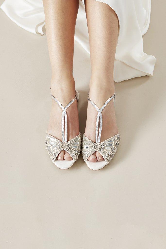 Jude Wedding Sandals