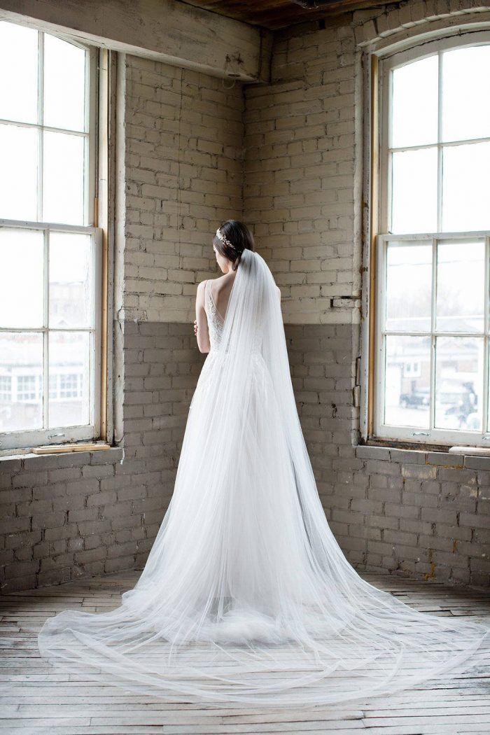 Annabelle Cathedral Veil