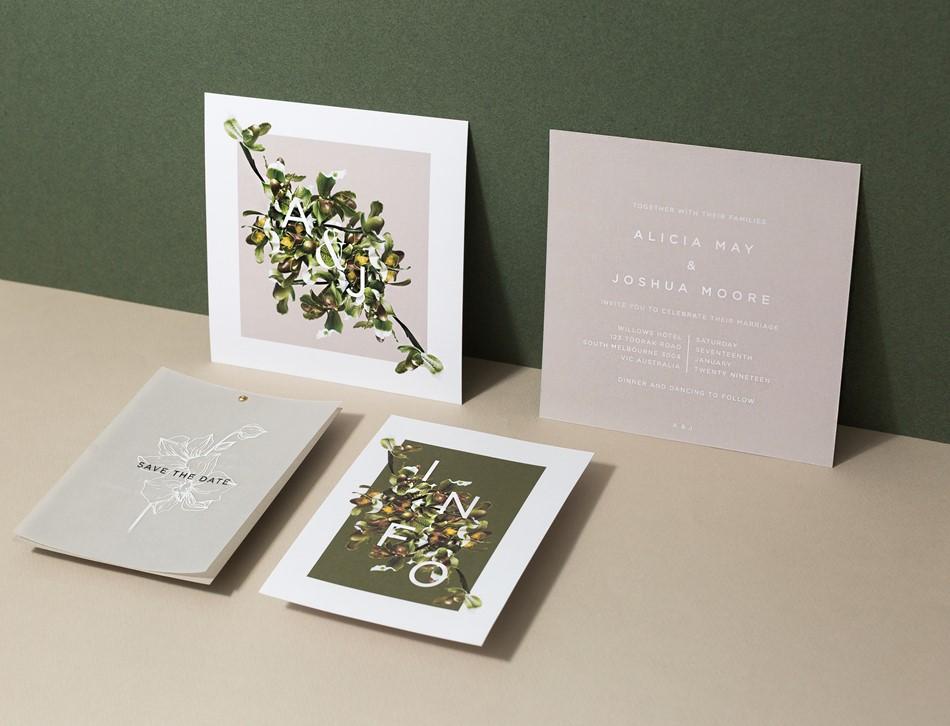Slipper Orchid Wedding info